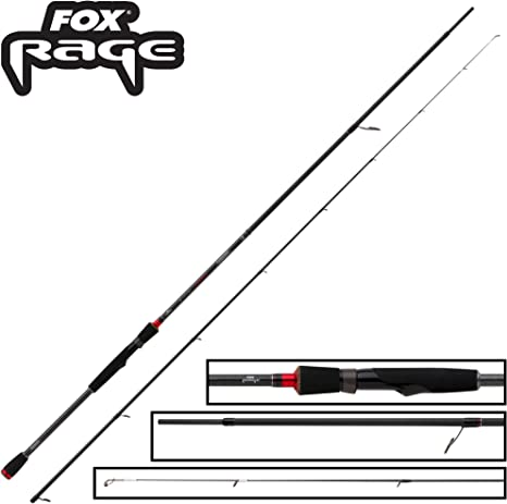 Fox Rage Prism Drop Shot 270 cm 7 – 28 G – Caña de pescar Drop ...