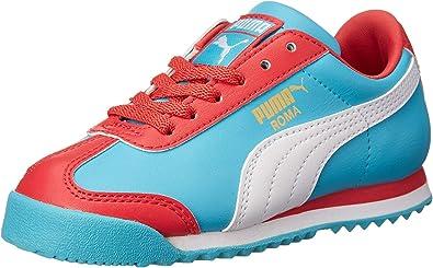 K Puma Unisex-Kids Roma Basic Jr Sneaker Roma Basic Jr