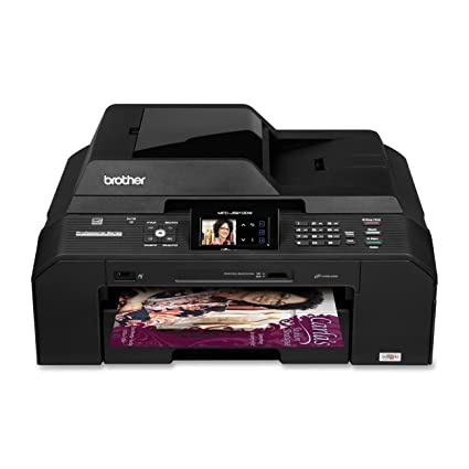 Brother MFC-J5910DW Printer/Scanner Treiber Windows 7