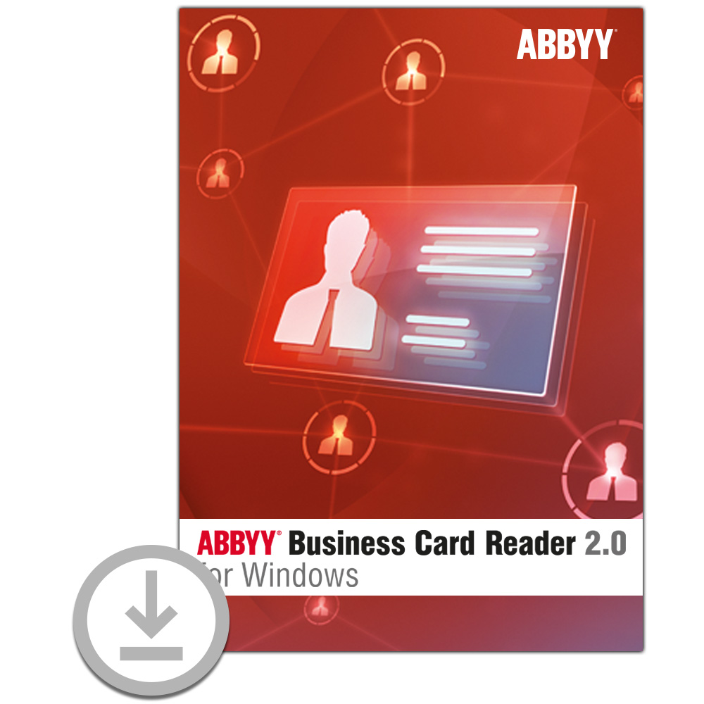 Abbyy business card reader 20 download amazon software colourmoves Images