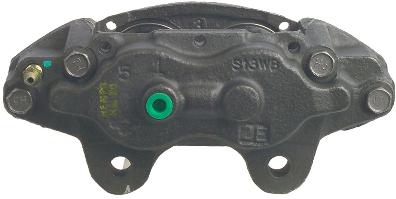 Cardone 19-1600 Remanufactured Import Friction Ready (Unloaded) Brake Caliper A1 Cardone