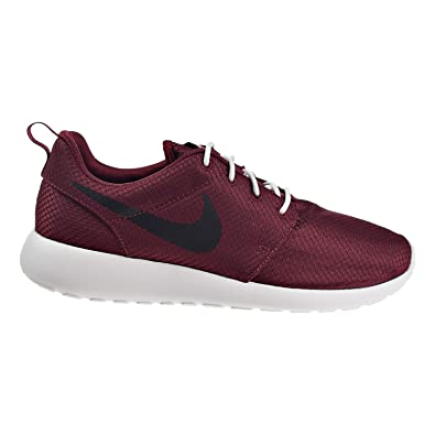 d314ebdf1221 Image Unavailable. Image not available for. Color  NIKE Roshe One Mens Shoes  Team Red Black Summit ...