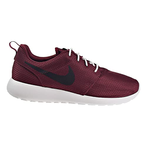 cf54923ec971 Nike Roshe One Mens Shoes Team Red Black Summit White 511881-607 (8 B(M)  US)  Buy Online at Low Prices in India - Amazon.in