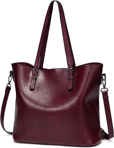 Amazon.com: acuoch Mujer Bolso Bolsas Tamaño Grande, bolsos ...