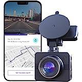 Nexar Beam GPS | Full HD 1080p Dash Cam | 2021 Model | 32 GB SD Card Included | Unlimited Cloud Storage | Parking Mode | WiFi