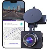 Nexar Beam GPS | Full HD 1080p Dash Cam | 2021 Model | 32 GB SD Card Included | Unlimited Cloud Storage | Parking Mode…