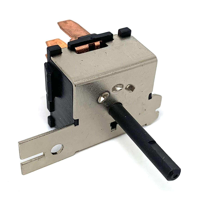 CBK Blower Control Switch Heater AC for 1999-2001 Jeep Wrangler TJ 1999-2003 Dodge Ram 1500 2500 3500 Van 5011214AA Crown