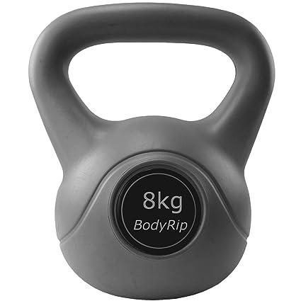 BodyRip Pesa rusa (8 kg, revestimiento de vinilo)