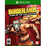 Borderlands Game of the Year Edition Xbox One (Physical Version) 3 GOTY
