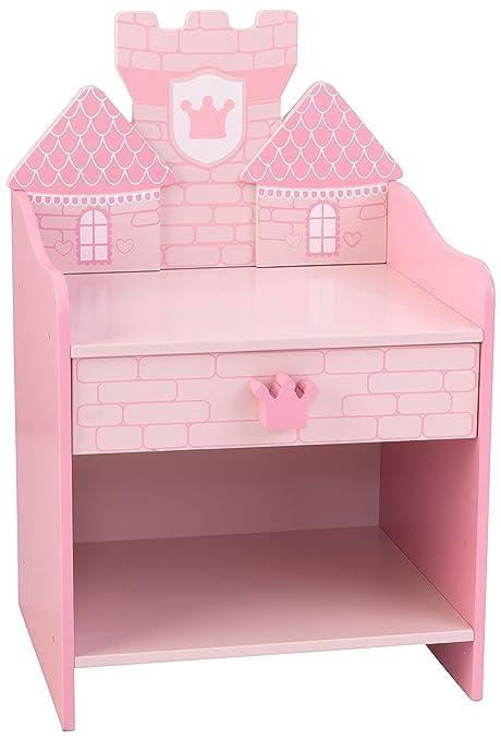 KidKraft Princess Castle Toddler Bed 34 X 32 52 Cm Pink