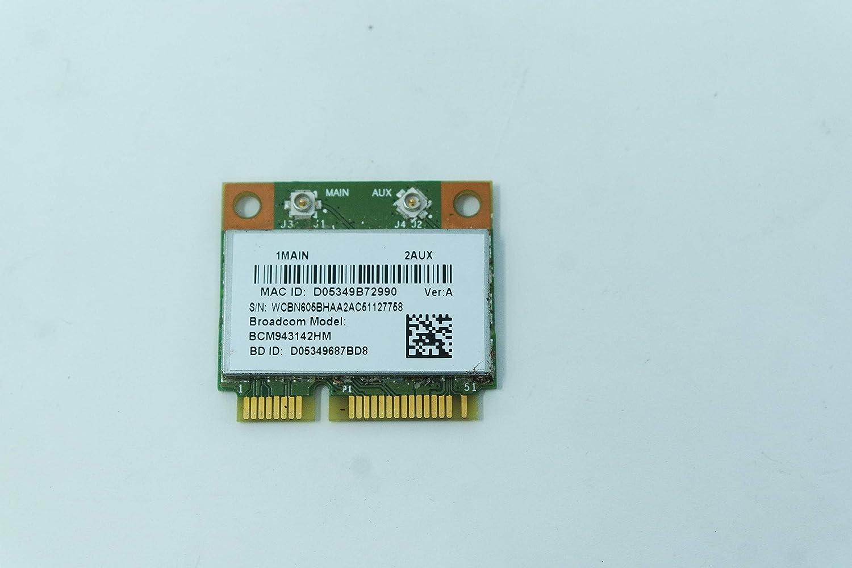 Tarjeta de red inalámbrica Combo Bluetooth para Acer Aspire E5-571G Broadcom BCM943142HM