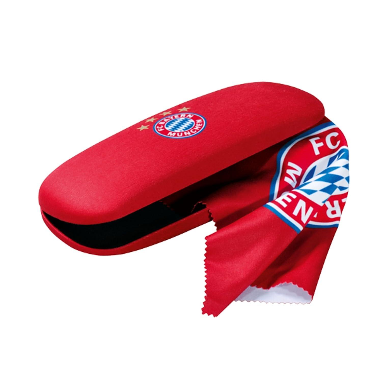 FC Bayern M/ünchen Sonnenbrille Plus gratis Lesezeichen I Love M/ünchen Brille FCB