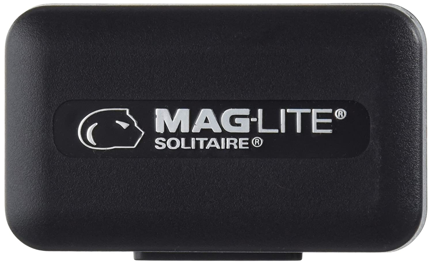MagLite K3A092M Solitaire Flashlight Gray Mag-Lite