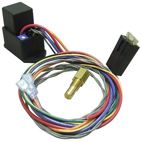 amazon com: hayden automotive 3651 adjustable thermostatic fan control:  automotive