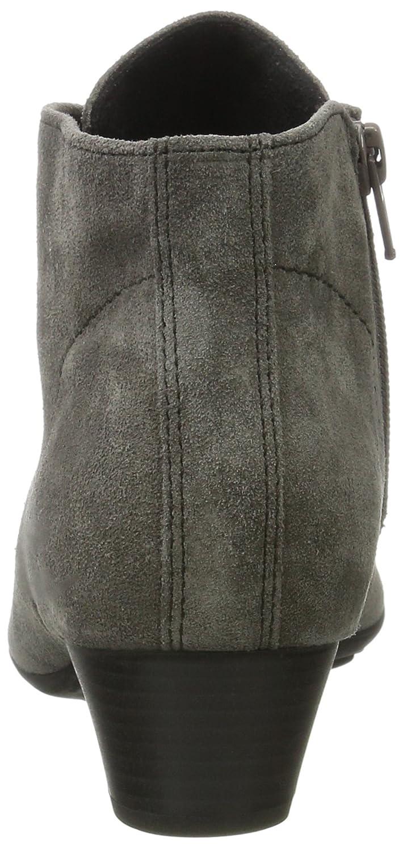 Gabor Damen Damen Gabor Basic Stiefel Grau (10 Lupo) b82afa