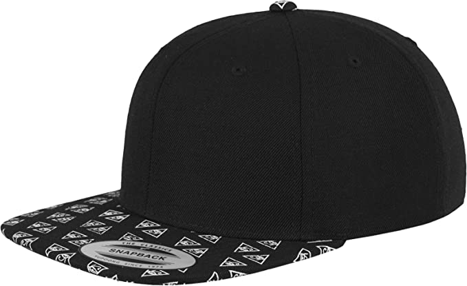 Image Unavailable. Image not available for. Color  Flexfit Yupoong Horus  Eye Snapback ... bae5a5f80691