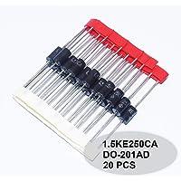 Vishay ESD Suppressors//TVS Diodes 1500W 130V Bidirect Pack Of 100