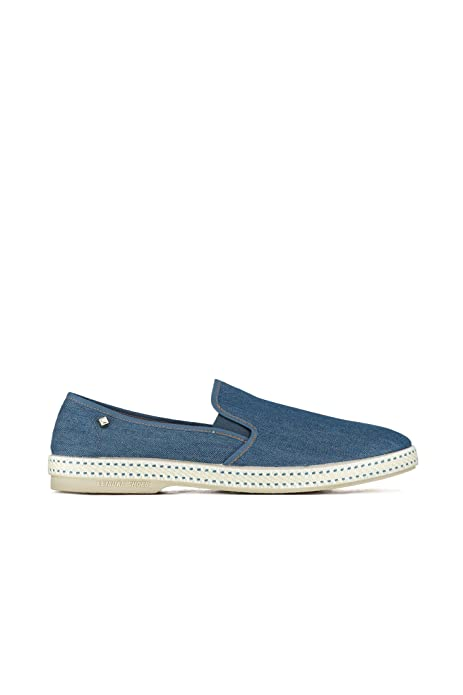 1e141ae0b Amazon.com | Rivieras Men's Jean Slip Ons | Loafers & Slip-Ons