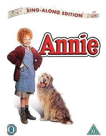 Annie [UK Import]: Amazon.de: Albert Finney, Carol Burnett, Aileen Quinn,  Bernadette Peters, Ann Reinking, John Huston, Albert Finney, Carol Burnett,  Ray Stark, Rastar Films, Inc.: DVD & Blu-ray