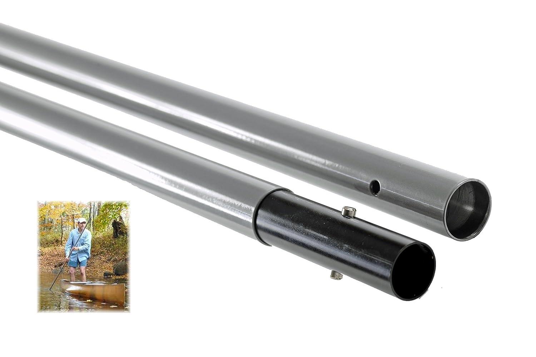 Ruk Sport Aluminium 3.6m 2pc Canoe Pole
