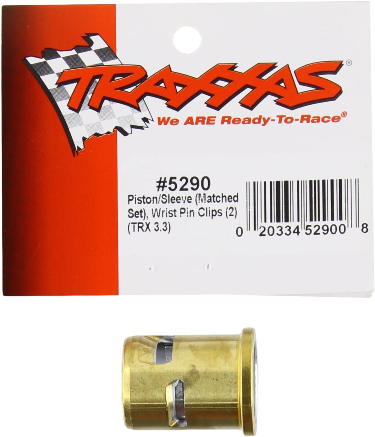 Traxxas 5290 Pistón y Manga TRX 3.3