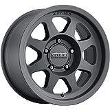 "Method Race Wheels 701 Matte Black 15x7"" 5x100"", 15mm offset 4.6"" Backspace, MR70157051515"
