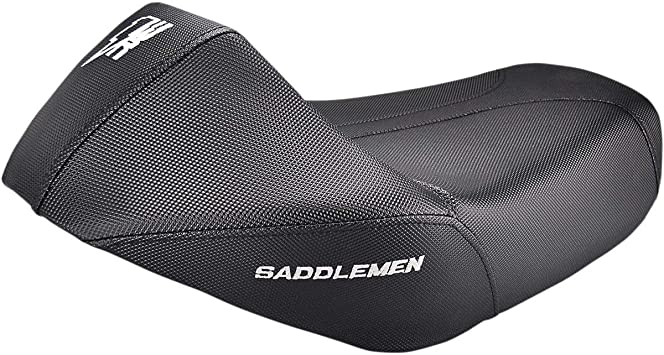 Saddlemen 1 Wheel Revolution Performance Gripper Solo Seat 807-03-0024