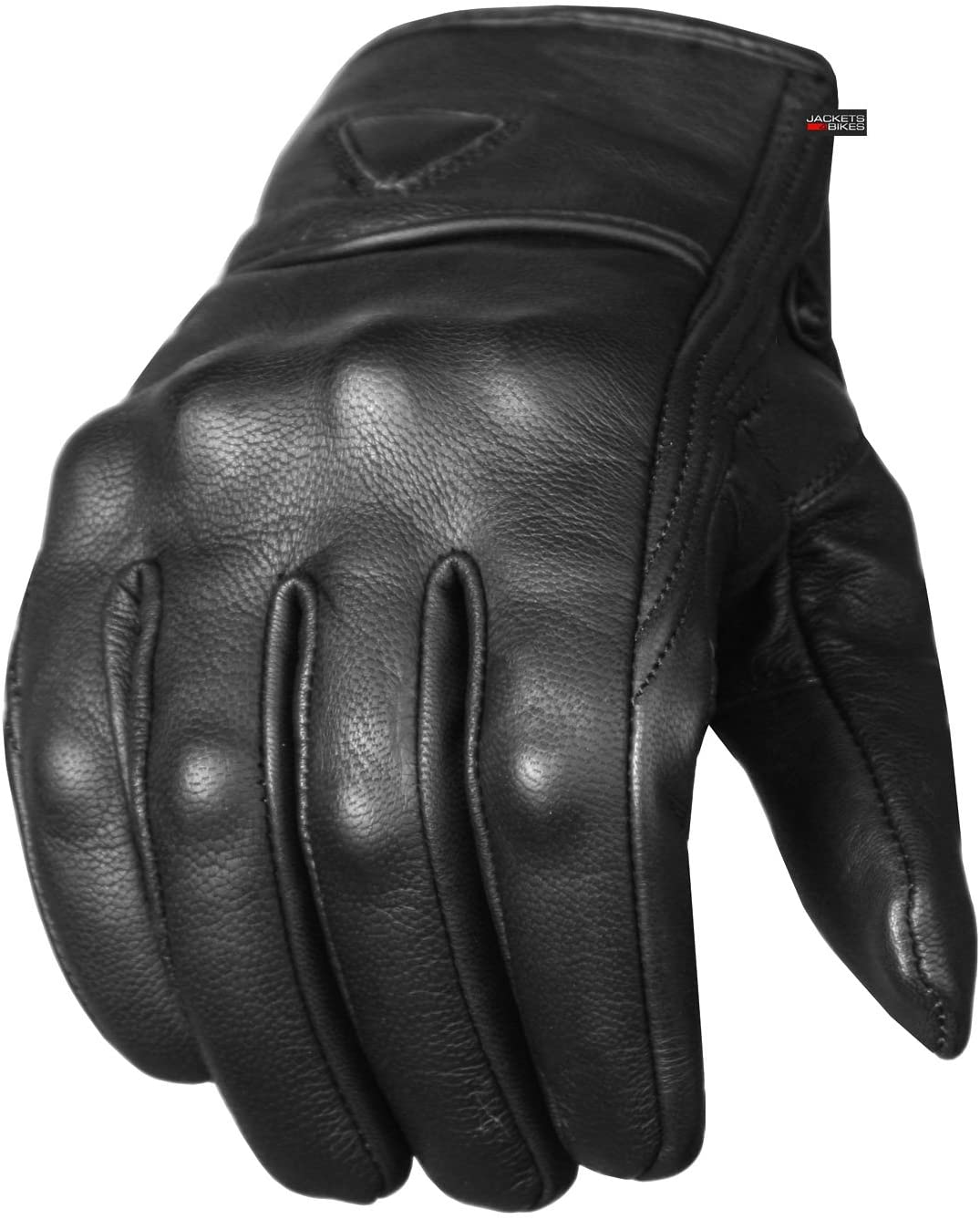 Jackets 4 Bikes Men's Leather Street Motorcycle Gloves