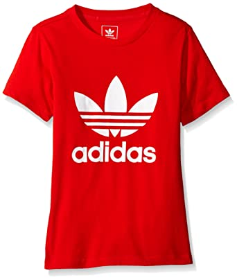 adidas trefoil t shirt amazon