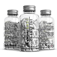 Acetyl-L-Carnitine 1000mgs Per Serving by BioKing Labs | 90 Energy Boosting Capsules | L Carnitine Boosts Cognitive and Athletic Performance | Powerful Nootropic | Made in The UK