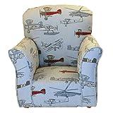 Brighton Home Furniture Airplane Print Toddler