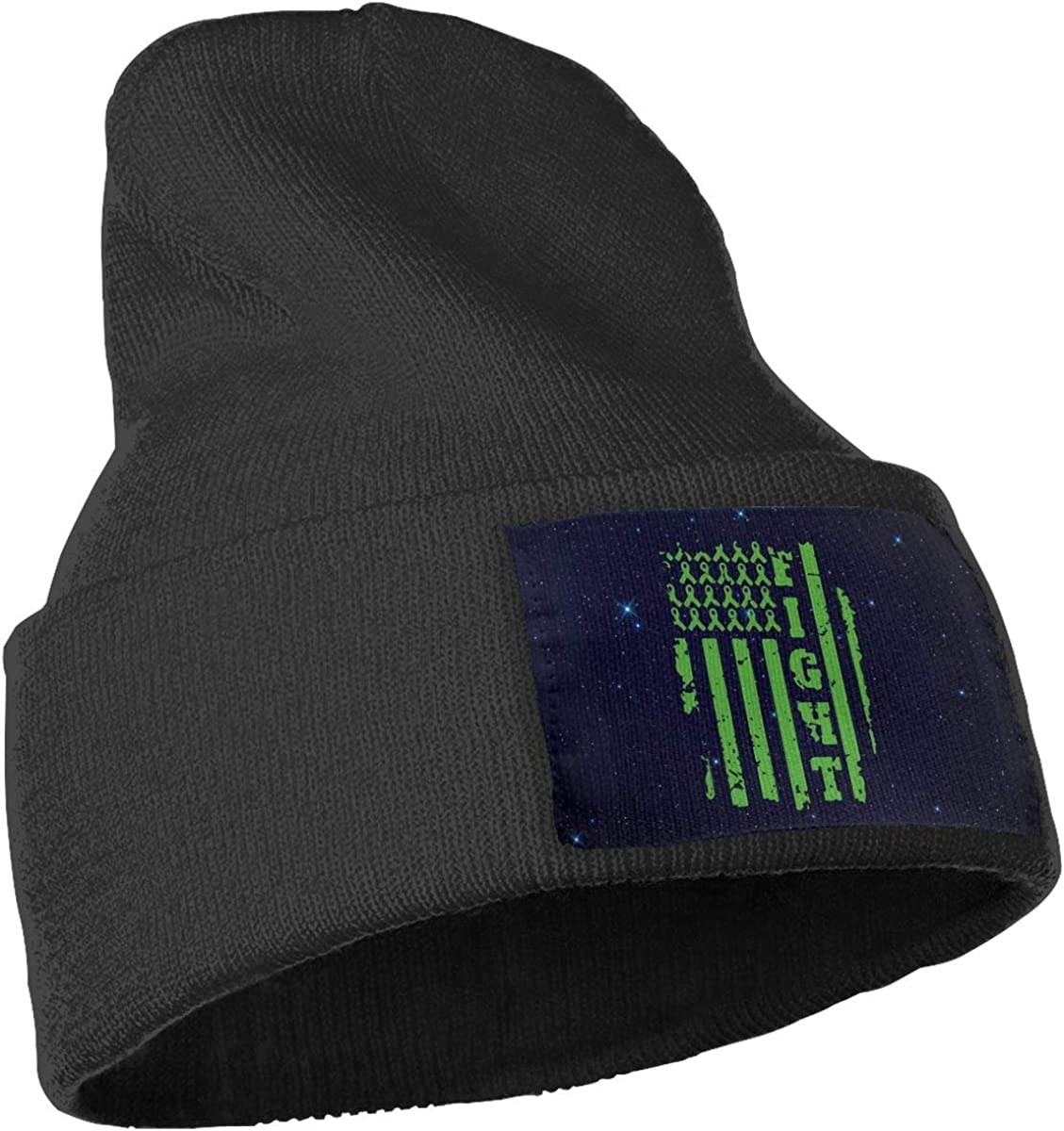 COLLJL-8 Men//Women Bile Duct Cancer Awareness Outdoor Fashion Knit Beanies Hat Soft Winter Knit Caps