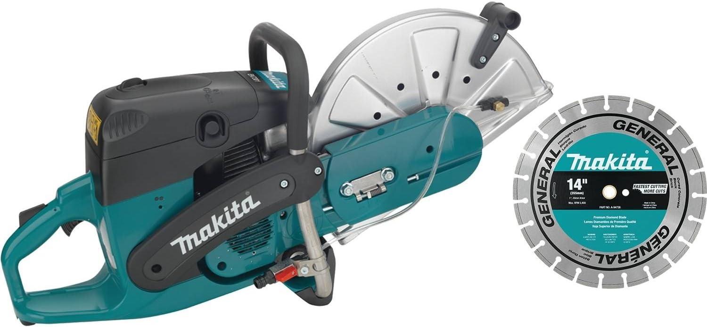 Makita EK7301X1 14-Inch Power Cutter with Diamond Blade, Teal