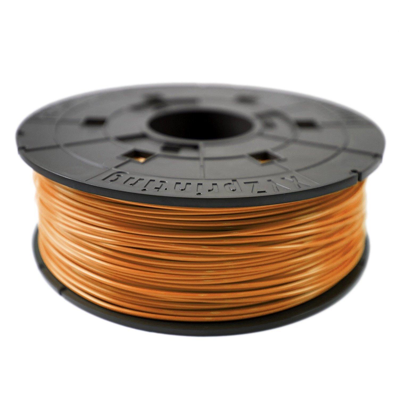 XYZprinting RF10BXEU08A ABS Naranja 600g material de impresión 3d - Materiales de impresión 3D (ABS, Naranja, XYZprinting, da Vinci, 70 °C, ...