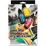 Ranger Docrafts RGRTDK.48213 THoltz Distress Alcohol Ink Kit 29 Piece