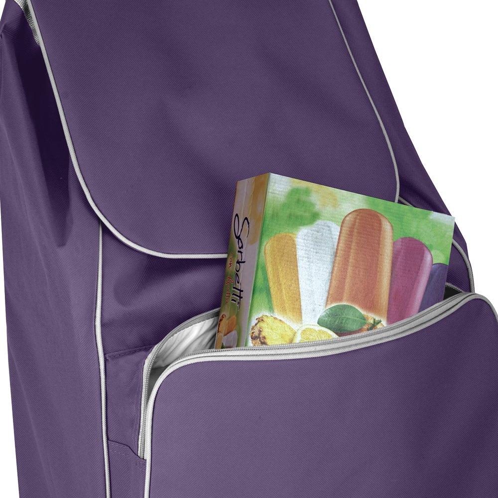 braun Metaltex 415280035 Krokus Shopping Trolley