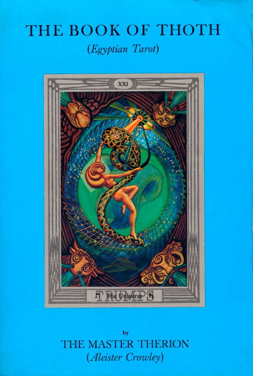 Book of Thoth (v3 #5) by Aleister Crowley: 9780877282686