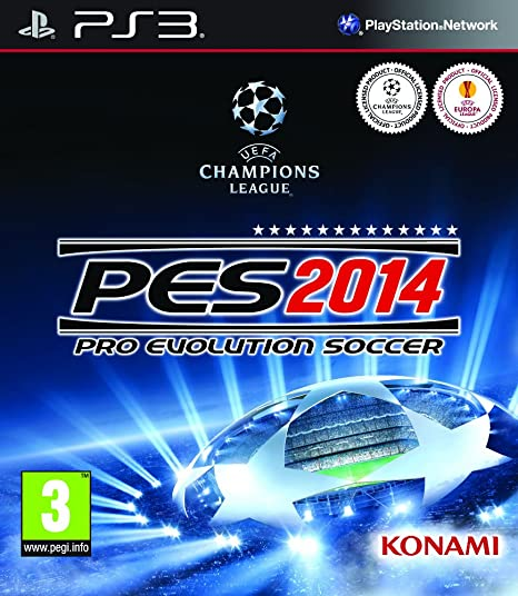 Pro Evolution Soccer 2014 (PES 2014): Amazon.es: Videojuegos