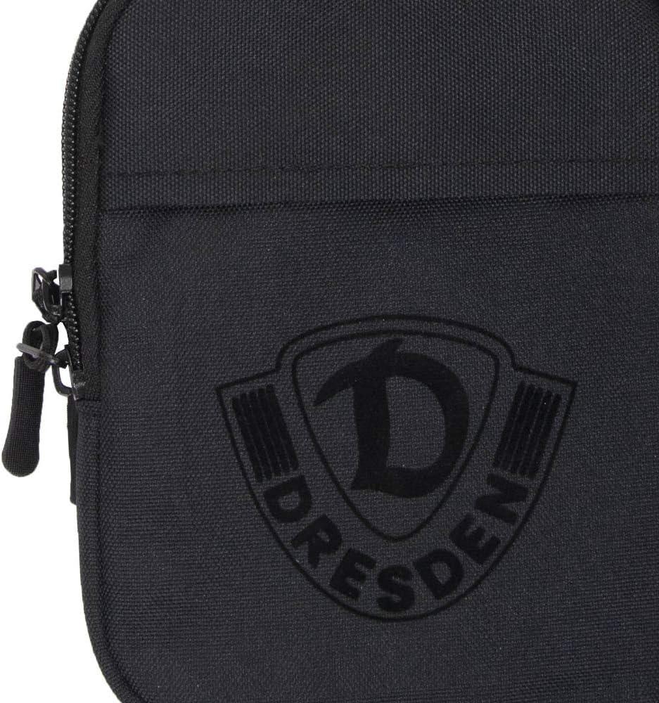 SG Dynamo Dresden Schultertasche Logo Ton in Ton