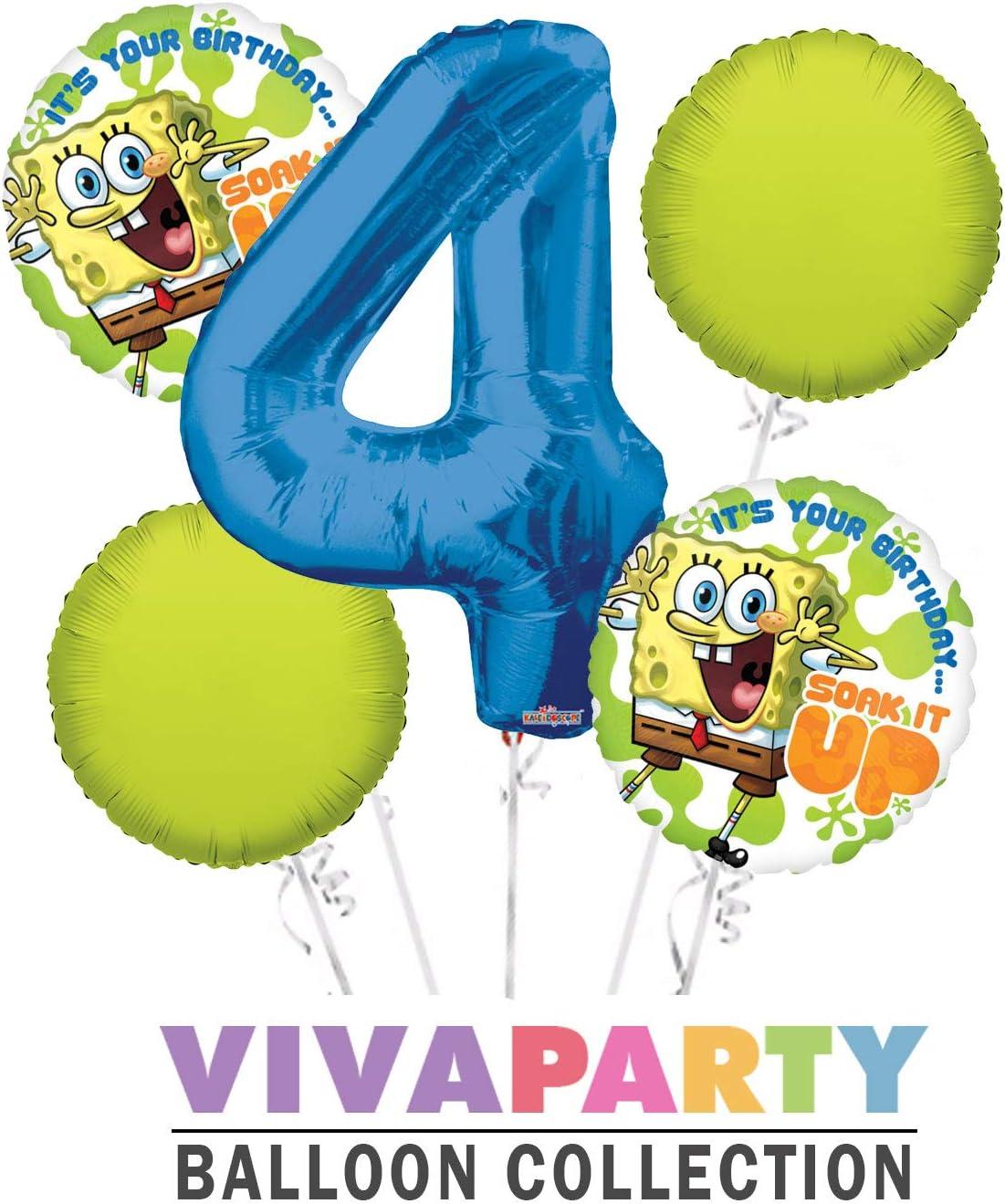 party favors supplies Sponge Bob Kaleidoscope