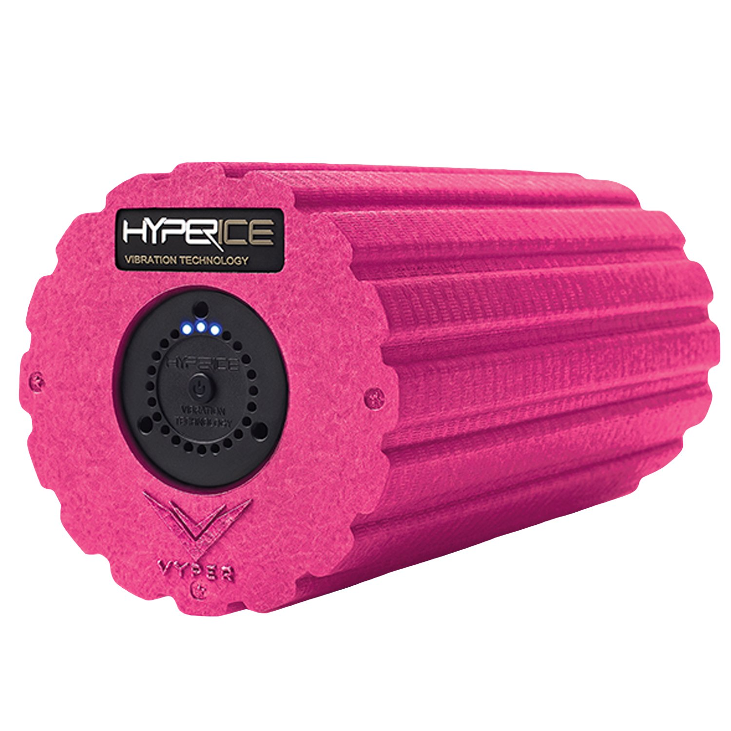 HyperIce Vyper - 3 Speed Vibrating Foam Roller for Muscles - Ideal For Myofascial Release - Deep Tissue Massage - Relieve Muscle Pain And Stiffness Like The Professionals