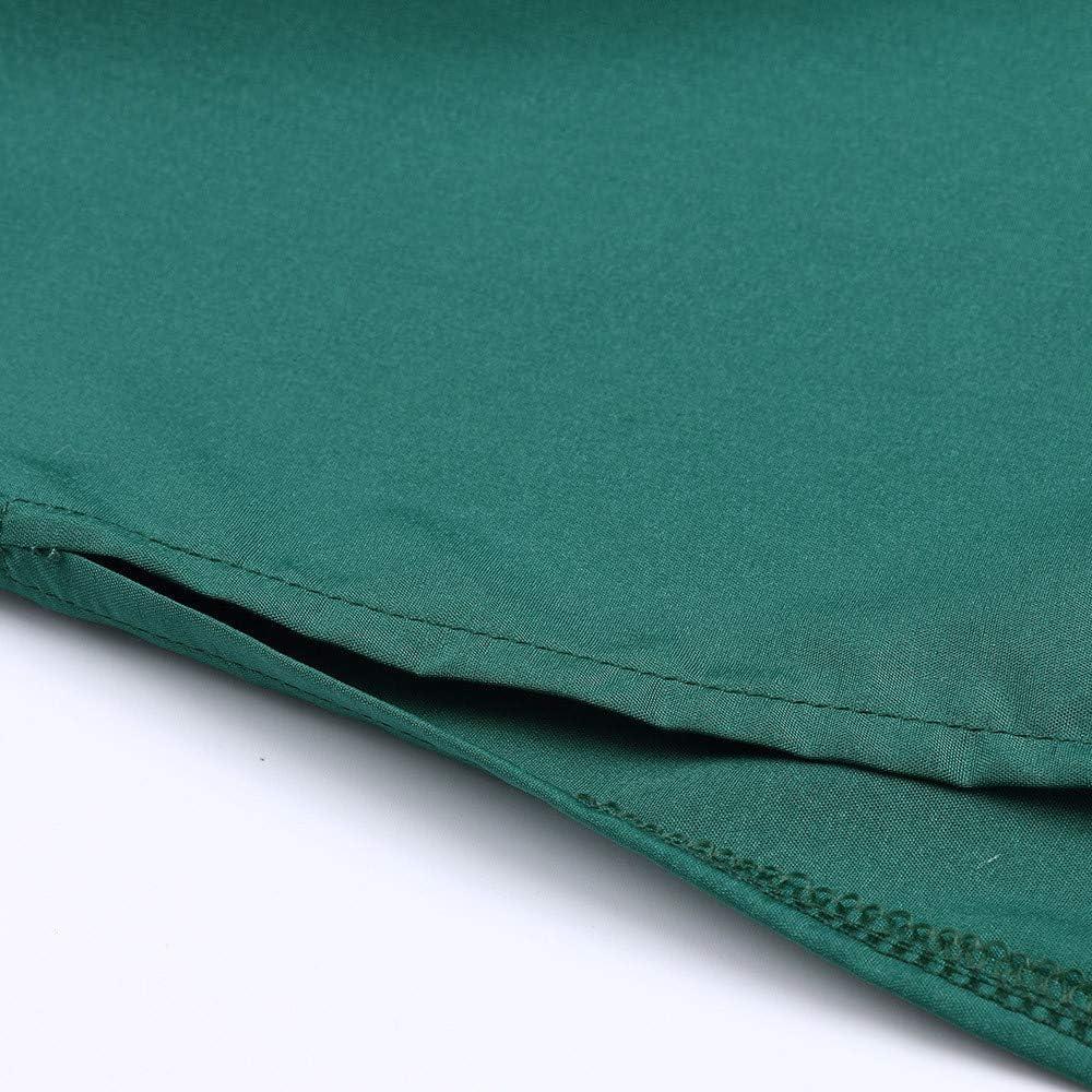 Kaftan Dresses For Womens/'s Printed Long Sleeve V-neck Maxi Dress Hem Baggy Kaftan Long Dress For Anniversary,Party,Valentines Day Green,XXL