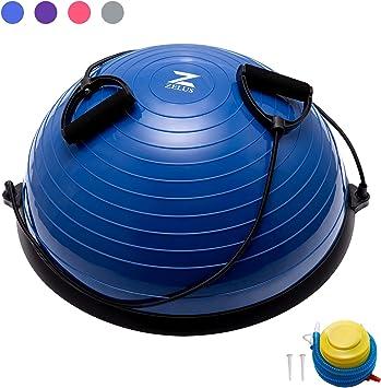 Amazon.com: ZELUS - Pelota de equilibrio para entrenamiento ...