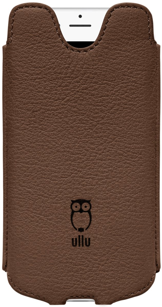 ullu Sleeve for iPhone 8/ 7 - Mud Slide Brown UDUO7PL06