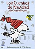 Los Cuentos De Navidad De Charlie Brown [DVD]