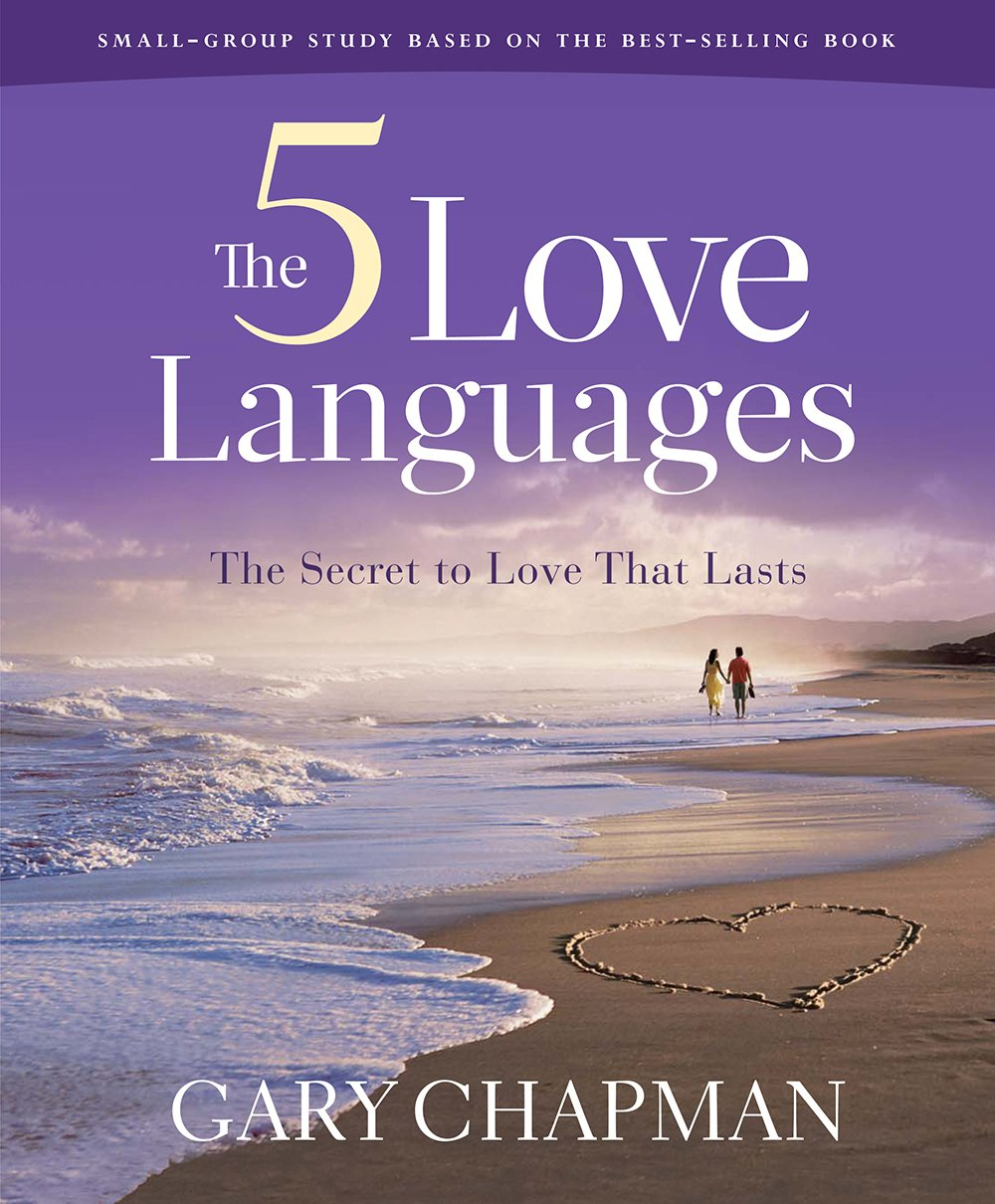 Five Love Languages, Small Group Study Edition: Gary Chapman:  9781415857311: Amazon.com: Books