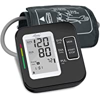 B07 Blood Pressure Monitor Upper Arm Automatic BP Cuff