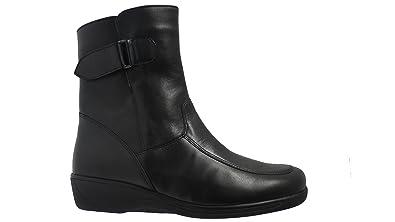 Meisi Hanni Größe 4 schwarz  Amazon  &  Schuhe &  Handtaschen c638e7