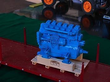 Piombotech, dieselmotor marinos para camiones rc escala 1:14,5 / 1:
