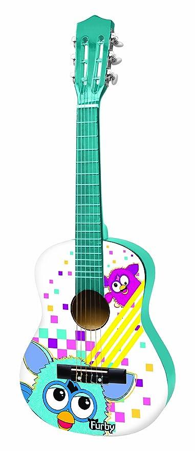 Furby - Guitarra acústica (Lexibook K2000FU)